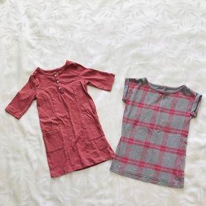 Old Navy Tunic Shirts/Dresses (Bundle of 2)